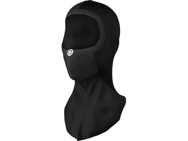assos Ultraz Winter Gesichtsmaske black series